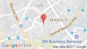 Calyx Residences location map