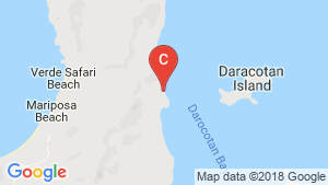 Land for sale in El Nido (Bacuit), Palawan location map