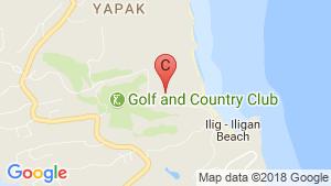 Boracay Newcoast location map