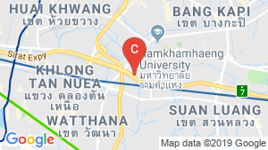 Monte Rama 9 location map