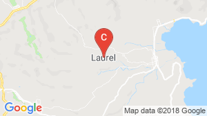 Land for sale in San Gabriel, Batangas location map