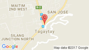 Tagaytay Clifton Resort Suites location map