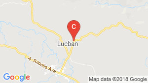 2 Bedroom House for sale in La Residencia Trinidad, Lucban, Quezon location map