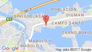 Alea Residences location map