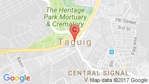 3 Bedroom Condo for sale in Arbor Lanes, Taguig, Metro Manila location map
