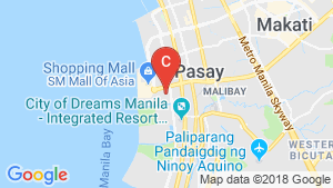 S Residences by SM Development Corporation location map