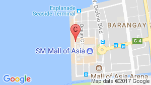 Shore Residences location map