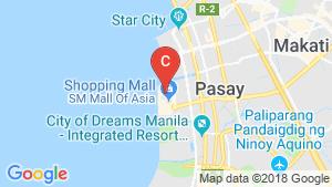 Office for rent in Taft Ave Ext, Metro Manila near LRT-1 EDSA location map