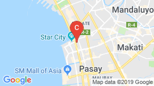 The Radiance Manila Bay – North Tower location map