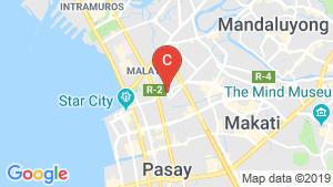Torre Lorenzo Malate location map