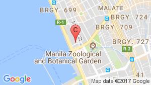 2 Bedroom Condo for sale in Admiral Baysuites, Malate, Metro Manila location map