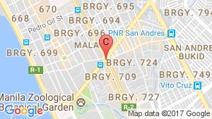 La Nobleza Terrazas location map