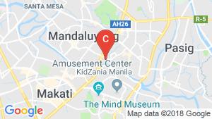 Gateway Regency Studios location map