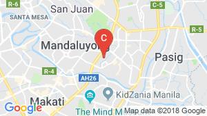 1 Bedroom Condo for sale in Highway Hills, Metro Manila near MRT-3 Shaw Boulevard location map