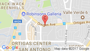 AvantGarde Residences location map