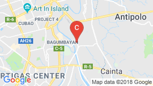 Acacia Escalades location map