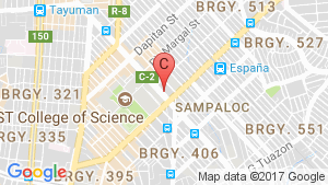 Grand Residences España 2 location map