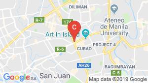 Activa Flex location map