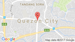 1 Bedroom Condo for sale in Commonwealth by Century Properties, Quezon City, Metro Manila location map