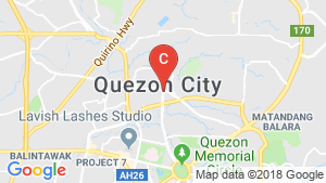 4 Bedroom Condo for sale in Quezon City, Metro Manila near MRT-3 Santolan location map