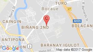 Villa Zaragosa Subdivision For Sale Bocaue Bulacan Bulacan - Bocaue map