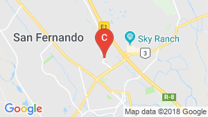 1 Bedroom Condo for sale in Azure North, San Fernando, Pampanga location map