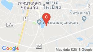 Kanyarat Lakeview Condominium location map