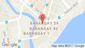 Centro Spatial Davao location map