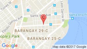Vivaldi Residences - Davao location map
