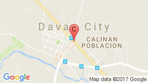 Office for rent in Davao City, Davao del Sur location map