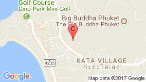 3 Bedroom Condo for sale in The View Phuket, Kata, Phuket location map