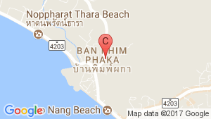 1 Bedroom Condo for sale in Ao Nang, Krabi location map