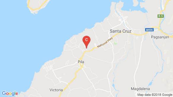 Promesa Pila location map