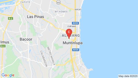 La Vie Flats location map