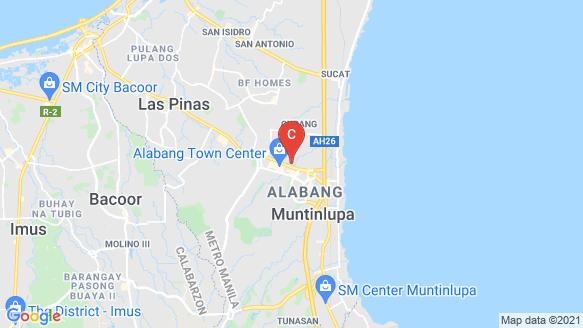 Studio City location map