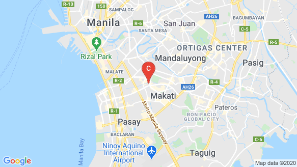 Air Residences location map