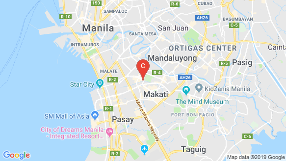 Lush Residences location map