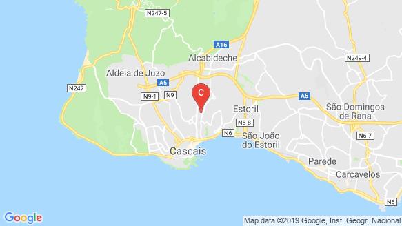 Beloura Villas III location map