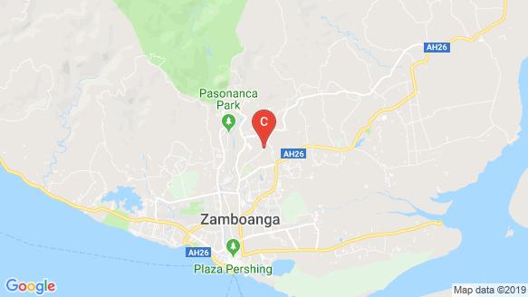 Villa San Ignacio location map