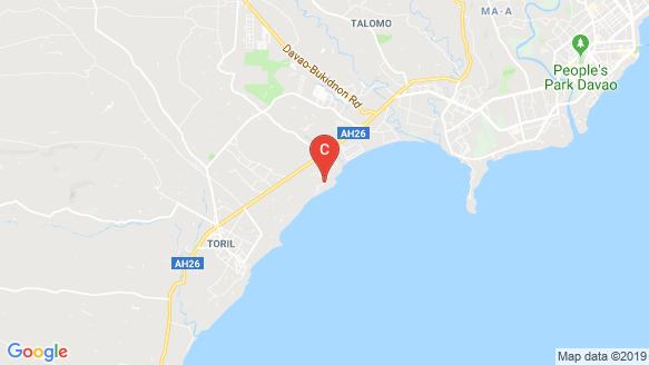 Villa Mercedita location map