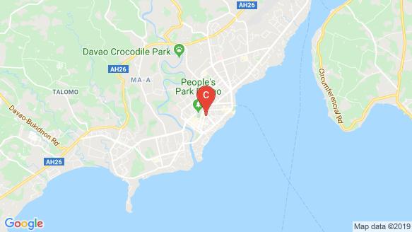 202 Peaklane location map