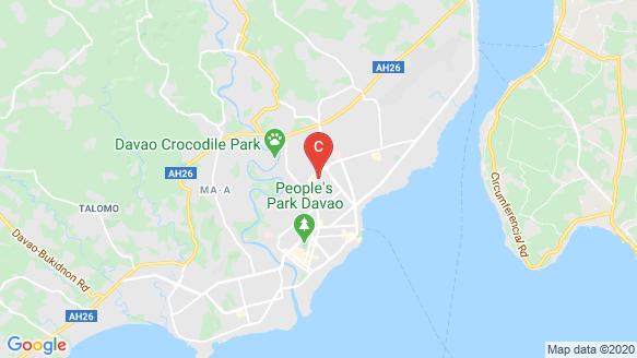 Patio Suites at Abreeza location map