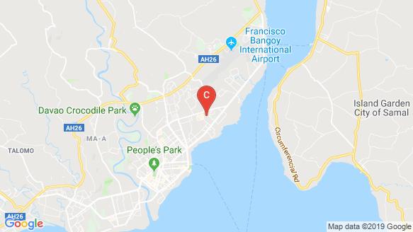 Lane Residences location map